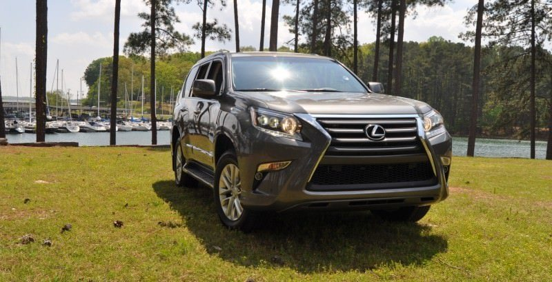 Car-Revs-Daily.com - Road Test Video Review - 2014 Lexus GX460 Premium 108