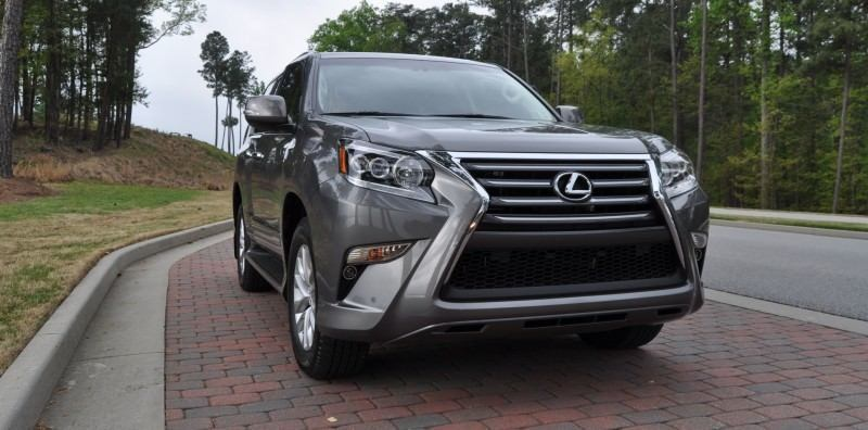 Car-Revs-Daily.com - Road Test Video Review - 2014 Lexus GX460 Premium 22