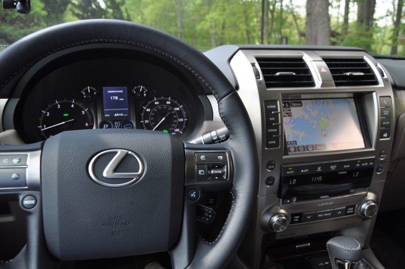 Car-Revs-Daily.com - Road Test Video Review - 2014 Lexus GX460 Premium 23