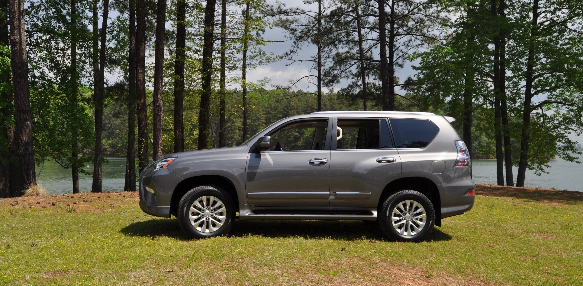 Mega Road Test Review 2014 Lexus Gx460