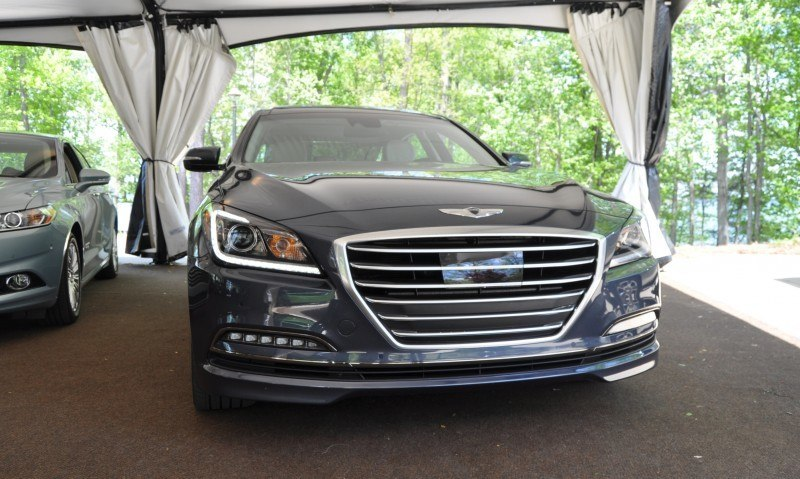 Car-Revs-Daily.com Snaps the 2015 Hyundai Genesis 5.0 V8 10
