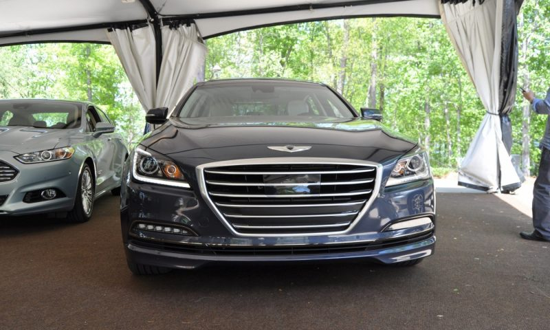 Car-Revs-Daily.com Snaps the 2015 Hyundai Genesis 5.0 V8 11