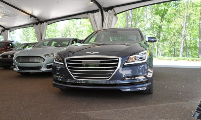Car-Revs-Daily.com Snaps the 2015 Hyundai Genesis 5.0 V8 13