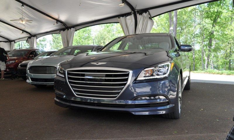 Car-Revs-Daily.com Snaps the 2015 Hyundai Genesis 5.0 V8 14