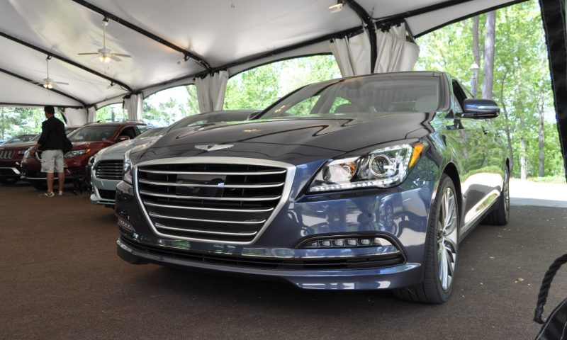 Car-Revs-Daily.com Snaps the 2015 Hyundai Genesis 5.0 V8 15
