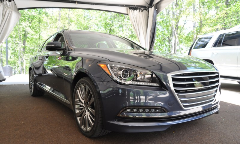 Car-Revs-Daily.com Snaps the 2015 Hyundai Genesis 5.0 V8 16