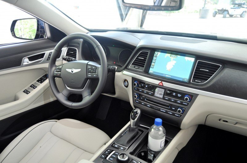 ... Car Revs Daily.com Snaps The 2015 Hyundai Genesis 5.0 V8 20 ...
