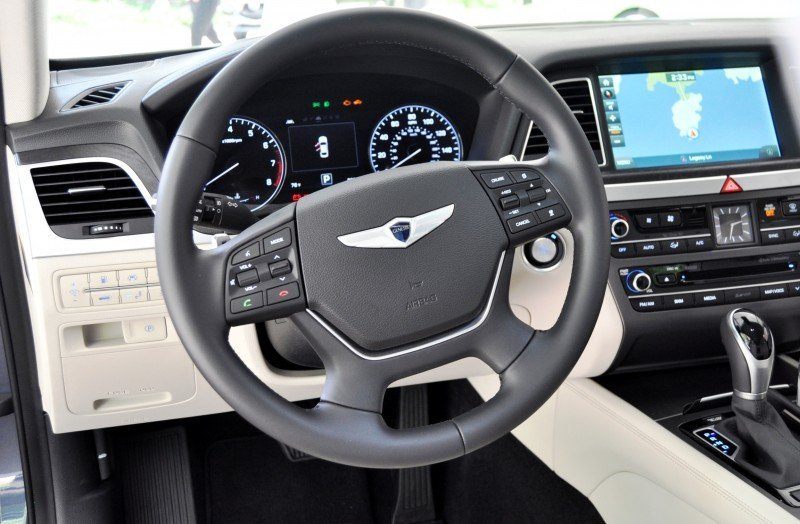 Car-Revs-Daily.com Snaps the 2015 Hyundai Genesis 5.0 V8 27