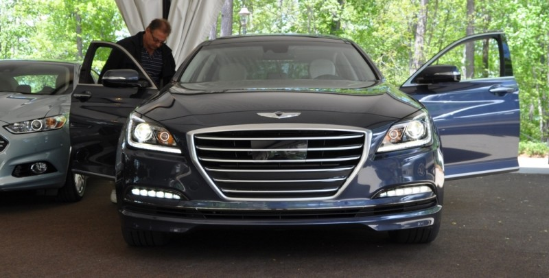 Car-Revs-Daily.com Snaps the 2015 Hyundai Genesis 5.0 V8 28