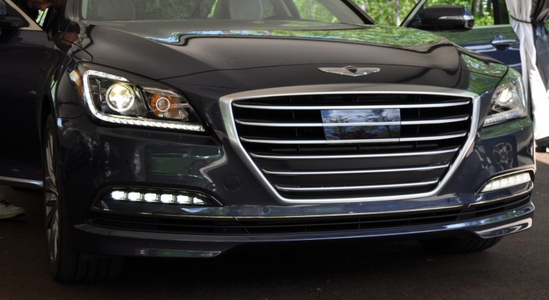Car-Revs-Daily.com Snaps the 2015 Hyundai Genesis 5.0 V8 29