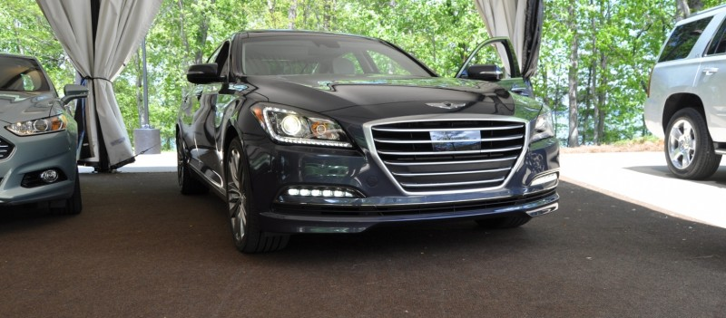 Car-Revs-Daily.com Snaps the 2015 Hyundai Genesis 5.0 V8 31
