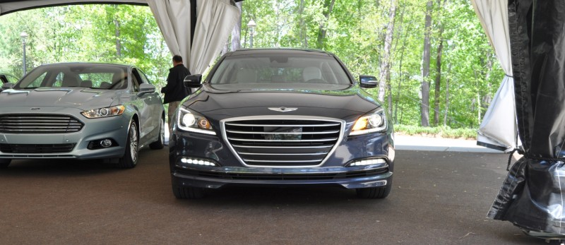 Car-Revs-Daily.com Snaps the 2015 Hyundai Genesis 5.0 V8 33