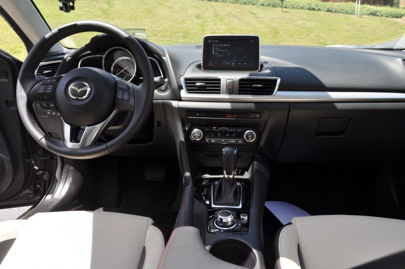 Car-Revs-Daily.com Video Road Test Review - 2014 MAZDA3 is Excellent57