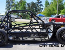 Restyled 2014 Exocet is MX-5-based Trackday Dream: Ariel Atom Thrills for Miata Bills!