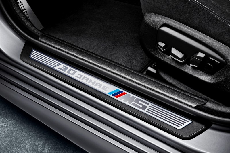 Gone in 3.7s - 30th Anniversary BMW M5 Adds 25 Horsepower, New Steering and New Active M Rear Diff 5