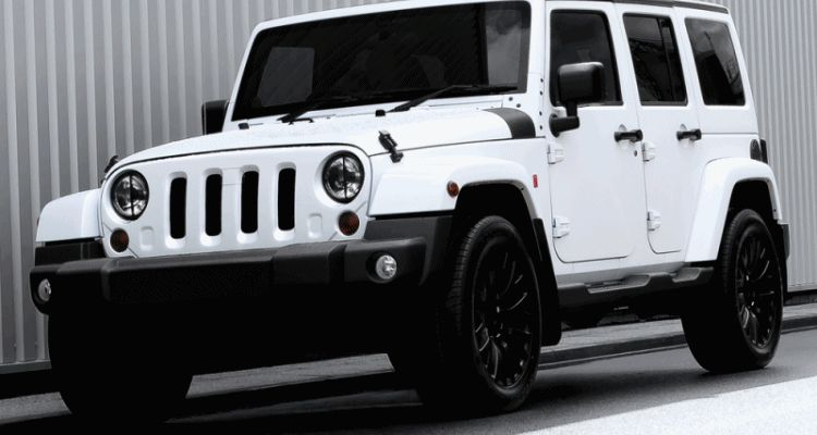 High-Fashion JEEP Upgrades - KAHN Design Shows Sexy New Wrangler Grilles, LEDs, Wheels and Leathers 74