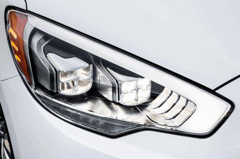 K900 V8 LED lighting