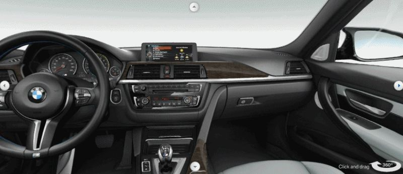 M3 interior spinner GIF