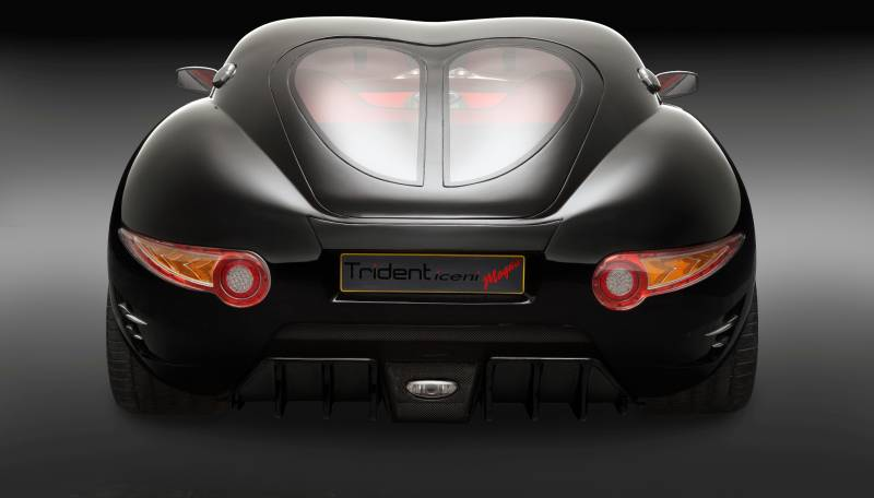 Magna black rear