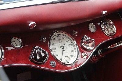 Peterson Auto Museum - 1925 Rolls-Royce Phantom I - 1934 Jonkheere Round Door Aero Coupe 31