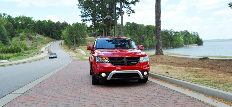 Road Test Review - 2014 Dodge Journey Crossroad - We Would Cross the Road to Avoid 1