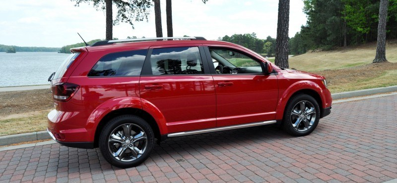 Road Test Review - 2014 Dodge Journey Crossroad - We Would Cross the Road to Avoid 10
