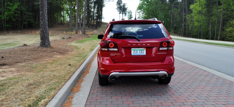 Road Test Review - 2014 Dodge Journey Crossroad - We Would Cross the Road to Avoid 17