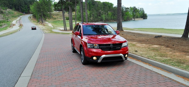 Road Test Review - 2014 Dodge Journey Crossroad - We Would Cross the Road to Avoid 2
