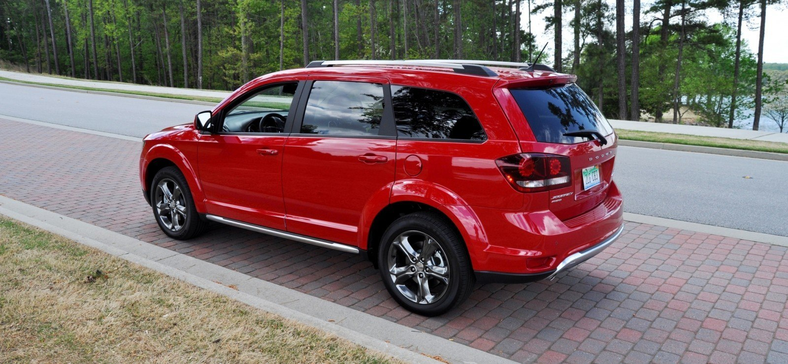 Road Test Review - 2014 Dodge Journey Crossroad - We Would Cross the Road to Avoid 21