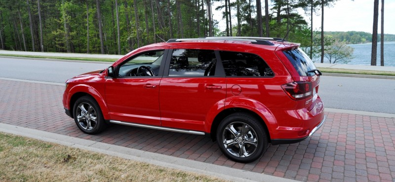 Road Test Review - 2014 Dodge Journey Crossroad - We Would Cross the Road to Avoid 22