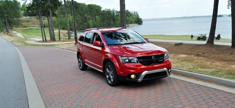 Road Test Review - 2014 Dodge Journey Crossroad - We Would Cross the Road to Avoid 3