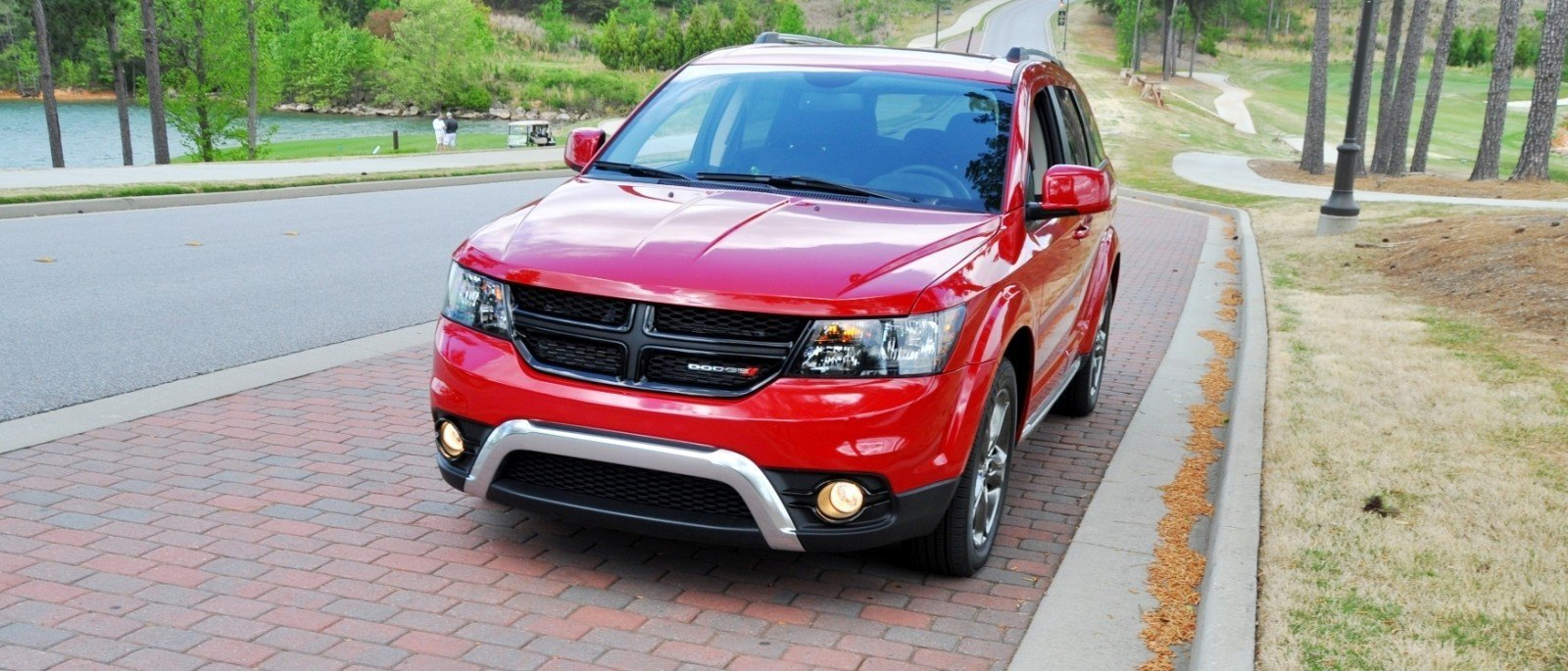 Road Test Review - 2014 Dodge Journey Crossroad - We Would Cross the Road to Avoid 33