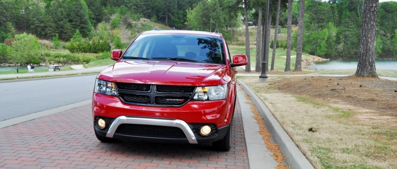 Road Test Review - 2014 Dodge Journey Crossroad - We Would Cross the Road to Avoid 34