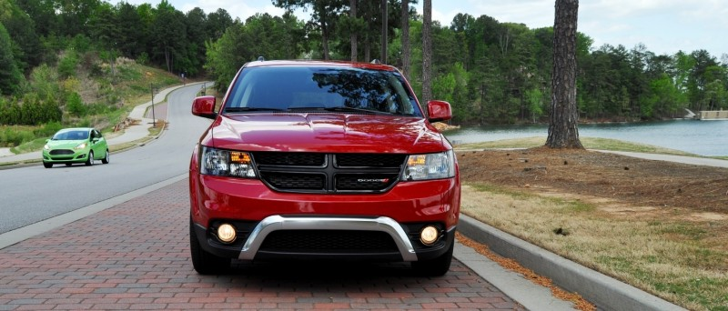 Road Test Review - 2014 Dodge Journey Crossroad - We Would Cross the Road to Avoid 36