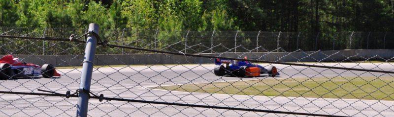 The Mitty 2014 at Road Atlanta - Modern Formula Racecars Group 10