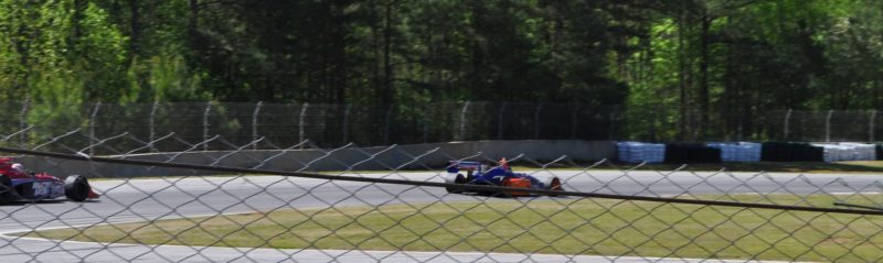 The Mitty 2014 at Road Atlanta - Modern Formula Racecars Group 11