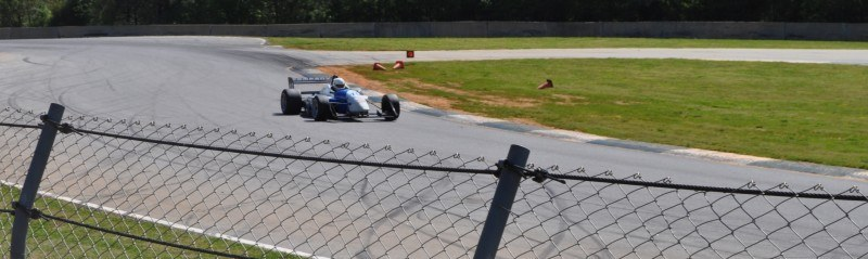 The Mitty 2014 at Road Atlanta - Modern Formula Racecars Group 52