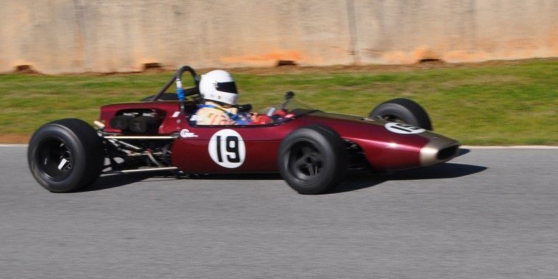 The Mitty 2014 at Road Atlanta - Monoposto Formula and Classic - Group 4A and 4B 11