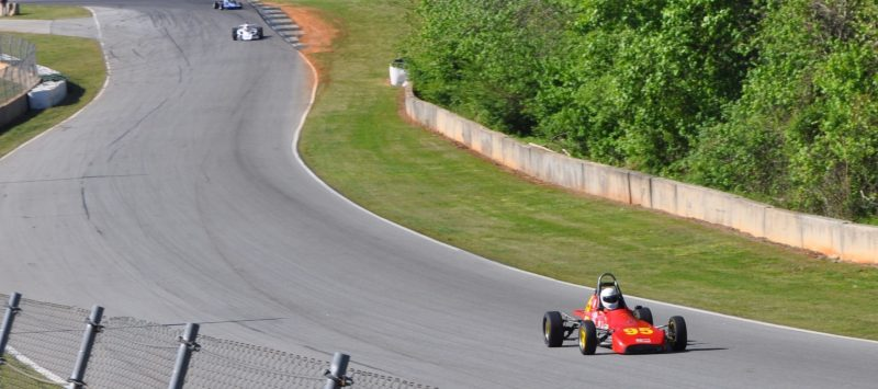 The Mitty 2014 at Road Atlanta - Monoposto Formula and Classic - Group 4A and 4B 15
