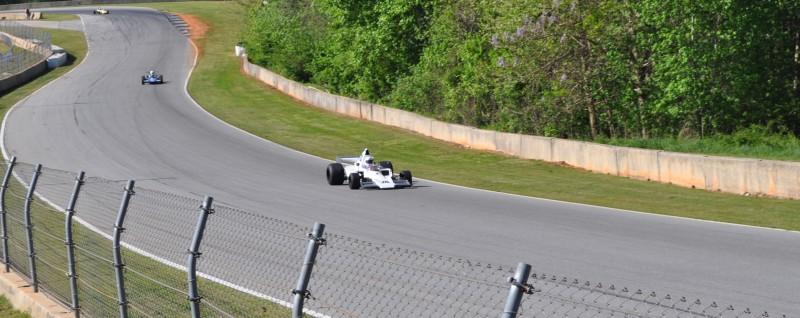 The Mitty 2014 at Road Atlanta - Monoposto Formula and Classic - Group 4A and 4B 17