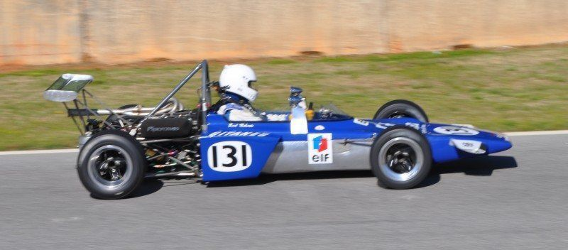 The Mitty 2014 at Road Atlanta - Monoposto Formula and Classic - Group 4A and 4B 22