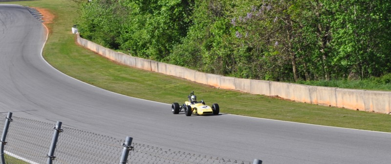 The Mitty 2014 at Road Atlanta - Monoposto Formula and Classic - Group 4A and 4B 24