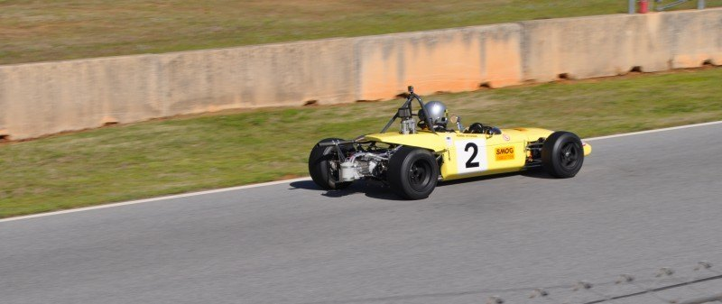 The Mitty 2014 at Road Atlanta - Monoposto Formula and Classic - Group 4A and 4B 27