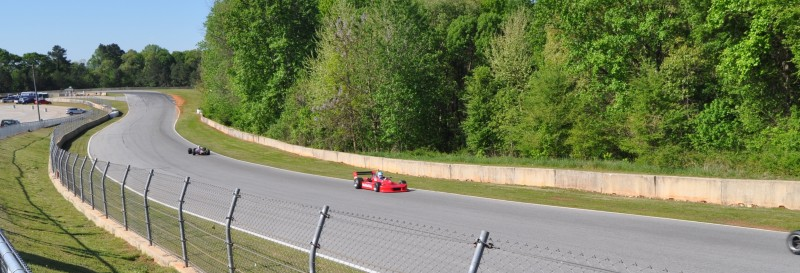 The Mitty 2014 at Road Atlanta - Monoposto Formula and Classic - Group 4A and 4B 29