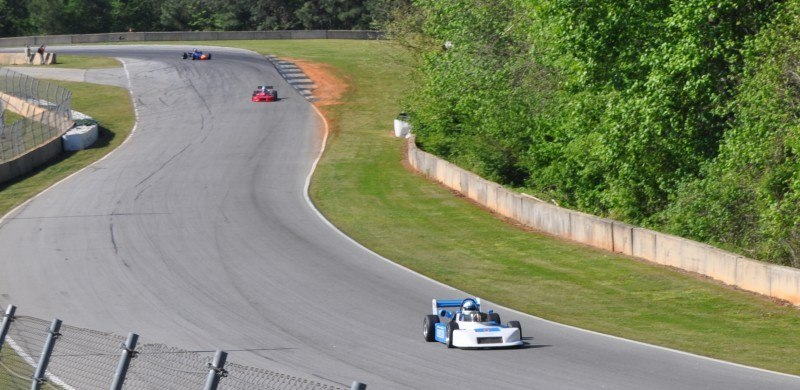 The Mitty 2014 at Road Atlanta - Monoposto Formula and Classic - Group 4A and 4B 3