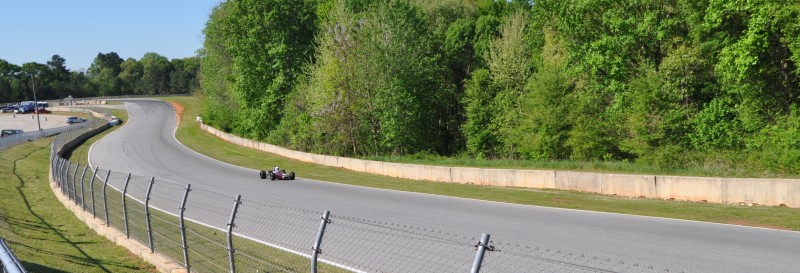 The Mitty 2014 at Road Atlanta - Monoposto Formula and Classic - Group 4A and 4B 31