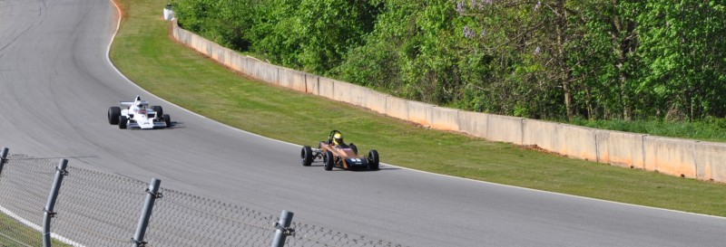 The Mitty 2014 at Road Atlanta - Monoposto Formula and Classic - Group 4A and 4B 32