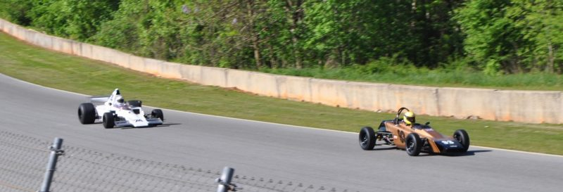 The Mitty 2014 at Road Atlanta - Monoposto Formula and Classic - Group 4A and 4B 34