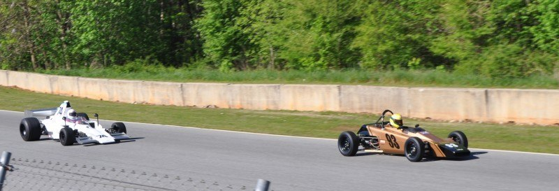 The Mitty 2014 at Road Atlanta - Monoposto Formula and Classic - Group 4A and 4B 35