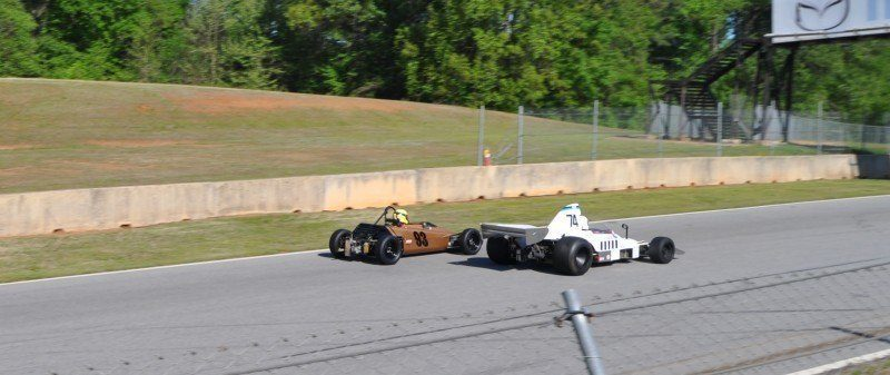 The Mitty 2014 at Road Atlanta - Monoposto Formula and Classic - Group 4A and 4B 36